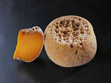 Mimolette (French cow's milk cheese)