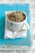 Wermutkraut (Artemisia absinthium)