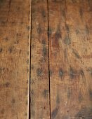 A rustic wooden surface