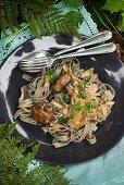 Budget meals - Mushroom stroganoff