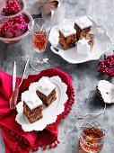 Gingerbeer Fruit Cake
