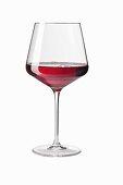 A glass of Burgundy