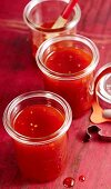 Sweet and spicy chilli sauce