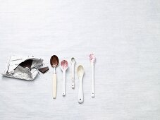 A symbolic image for quick low-carb desserts