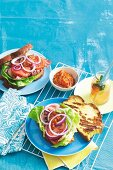French BLTs