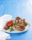 Barbecue Special - Lemon, Garlic & Oregano Chicken Drumettes