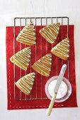 Ginger Crisp Biscuits