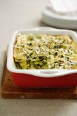 Green Vegetable and Ricotta Lasagne