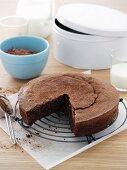 Chocolate Cake, Gluten Free