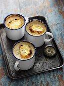 Cauliflower and Gruyere Soup