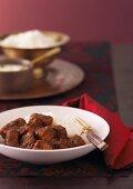 Indian Pork Vindaloo