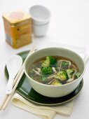 Green Tea & Vegetable Broth