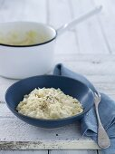 Four Cheese Risotto