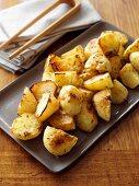Lemon Baked Potatoes