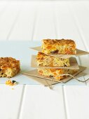 Muesli & Apricot Slice for Lunch