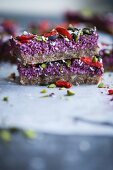 Rohe Superfood Energieriegel