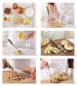 How to prepare Bircher muesli