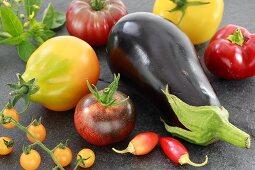 Mediterrane Gemüsesorten