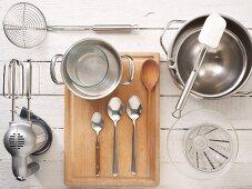 Kitchen utensils for making gnocci