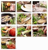 How to prepare swordfish carpaccio