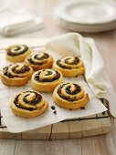 Beef and Spinach Pinwheels