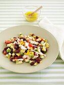 Mexican Corn & Bean Salad