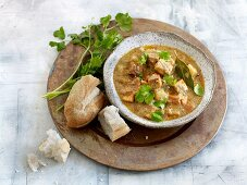 Vegetarian curry (Vietnam)