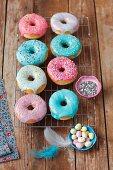 Donuts für Ostern