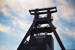 The Zollverein Coal Mine Industrial Complex, a UNESCO World Heritage Site, in Essen, North Rhine-Westphalia, Germany