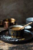 Kokosnuss-Karamell-Sauce