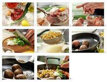 How to make lamb meatballs