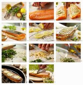 How to make grilled salmon