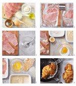 How to make horseradish schnitzel