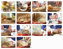 How to make mushroom soup