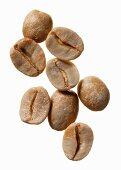 Unroasted Tristar Arabica coffee beans, Brazil