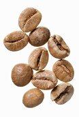 Robusta coffee beans, Uganda