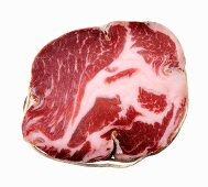 Coppa (dried meat, Italy)