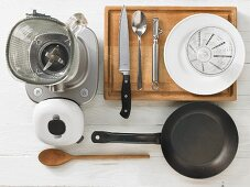 Kitchen utensils for making smoothies