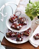 Rocky road rectangles