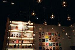 'Aldo Sohm' Weinbar in Midtown Manhattan, New York, USA