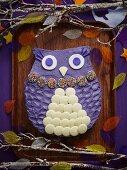 Oscar the Owl Cake