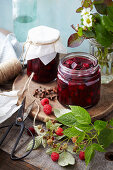Raspberry and Beetroot Jelly