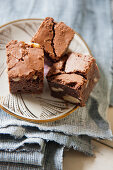 Brownies (afternoon tea)
