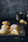 Cream cheese cookies