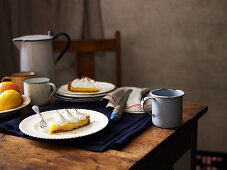 Citrus-Trio Meringue Pie