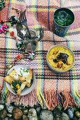 An Indian picnic