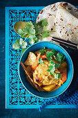 Malaysian Kari Kay chicken curry