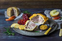 Classic pork pie (England)