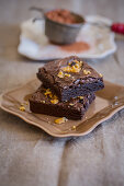 Brownies with Peanutbutter