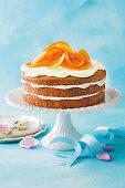 Orange Blossom and Lamond Layer Cake